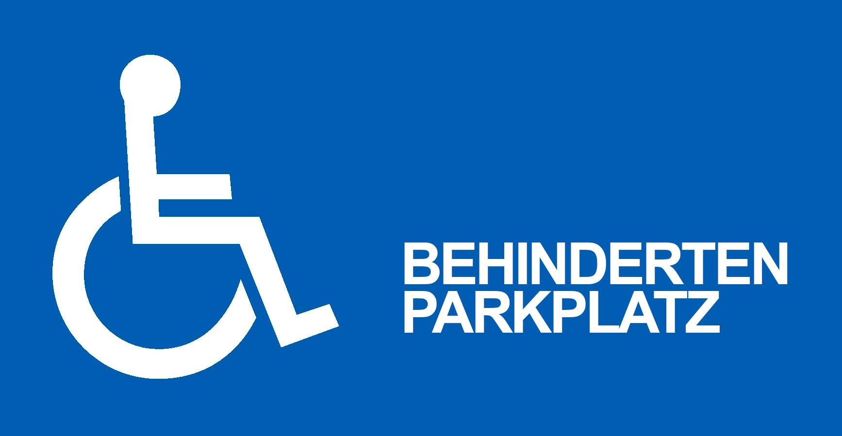Falschparker Auf Behindertenparkplatz Das Kannst Du