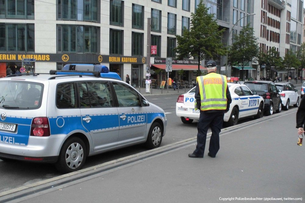 Falschparker in Berlin
