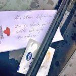 Münchner bestraft Falschparker mit Kondom