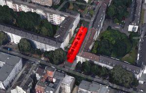 Parkverbot Gruenstreifen Agnesviertel